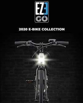 EZEGO E-Bike Banner