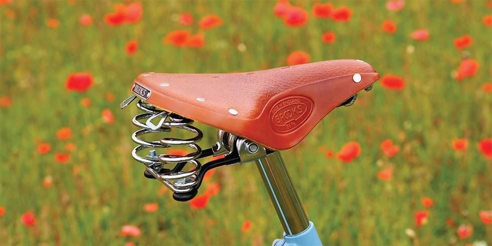 Pashley Poppy Saddle