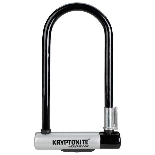 Kryptolok Standard U-Lock with Flexframe bracket Sold Secure Gold